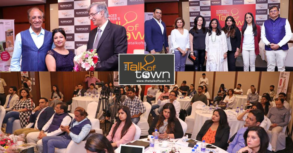 A Special gathering of the Architects & Designers from the city with design conversations, informal interactions and networking.  Keynote Speaker, Dr Niranjan Hiranandani shared a bird's eye view of the Real Estate industry 2018-19 Ar Prem Nath shared his insights on Future Architecture  Trends.