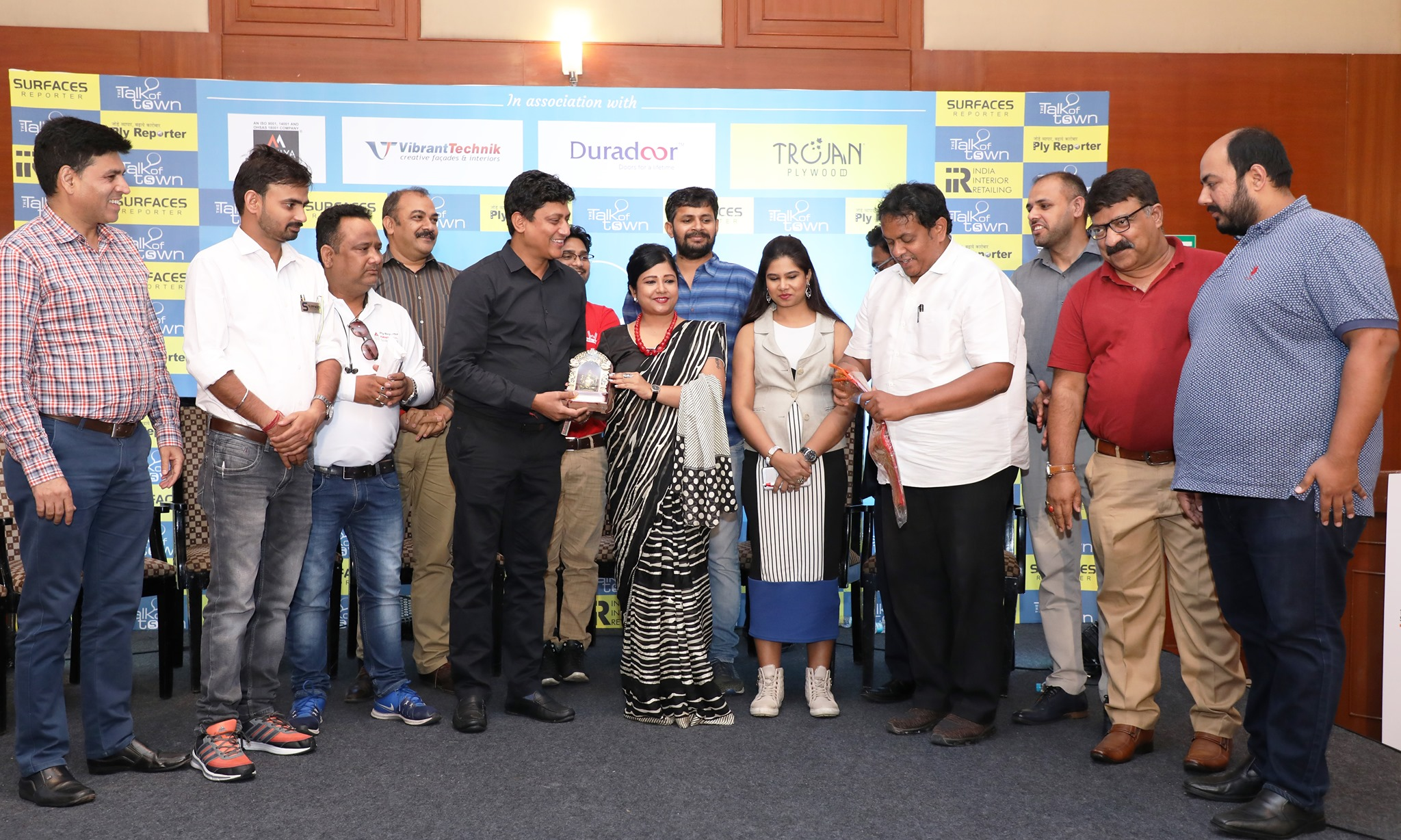 The 11th edition of the Talk of Town in Bangalore Ended with a Bang